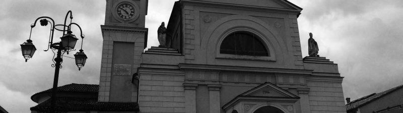 Kirche in Brescello