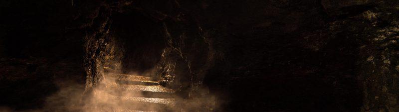 Dungeon im Nebel