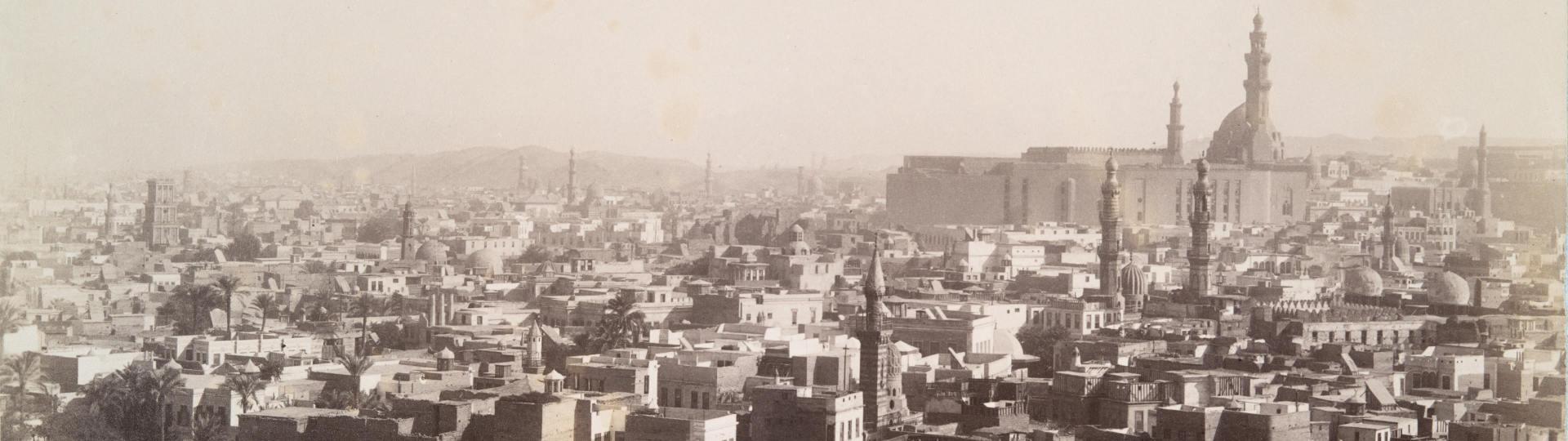 Kairo in den 1890ern