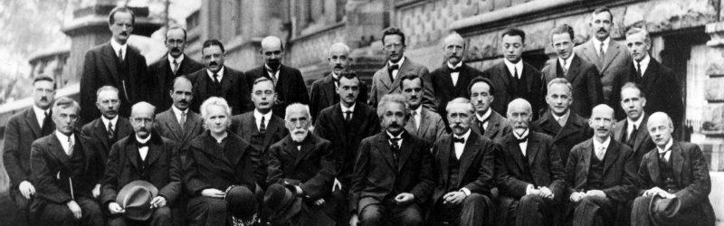 Solvay Konferenz 1927