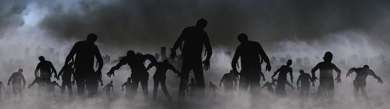 Zombies im Nebel