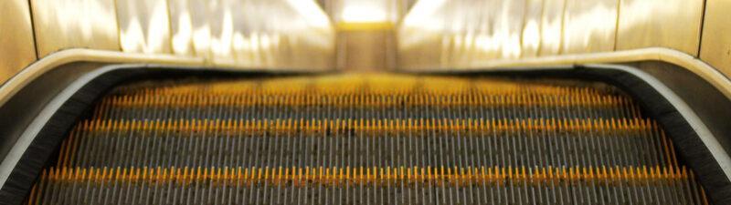Das Rätsel mit der Rolltreppe